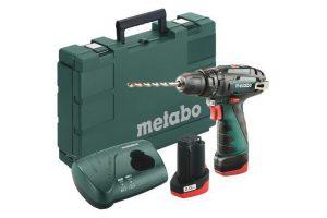 Bild von Metabo Akku-Schlagbohrschrauber PowerMaxx SB Basic 10,8V