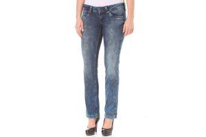 Bild von Pepe Jeans Banji – Jeans für Damen – Blau