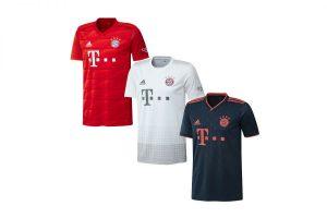 Bild von adidas Performance FC Bayern München Trikot 19/20 Herren
