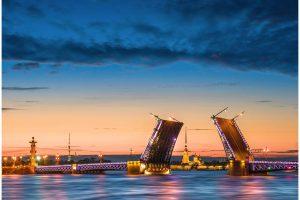 Bild von Hin und Rückflug nach St. Petersburg ab 164€