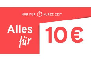 Bild von TCHIBO SALE: ALLES FÜR 10€!! Fashion, Wohnen & Garten, Sport, Hobby, Kaffee und vieles mehr!