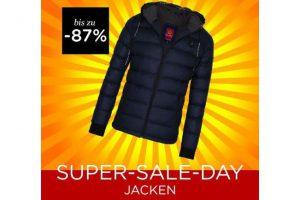 Bild von Super-Sale-Day Jacken bis zu 87% reduziert