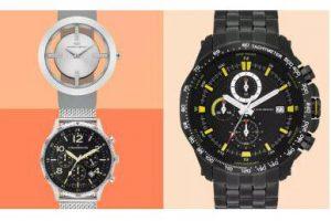 Bild von Armbanduhren bis zu 70% reduziert Herren- und Damenuhren im Sale