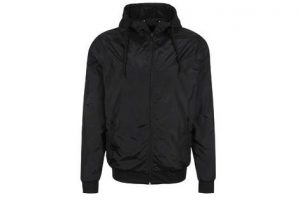 Bild von Stylefile Graffiti Supply Twister  Herren Windbreaker schwarz