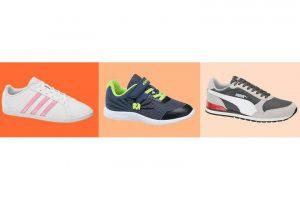 Bild von Reduzierte Schuhe ab 14,90€,  Markenschuhe von Deichmann