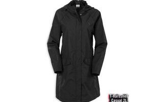 Bild von Talina Womens Coat Regenmantel Black – 40