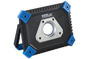 Bild von Wetelux LED Akku Fluter 20 Watt COB mit Powerbank
