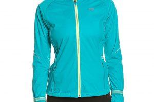 Produktbild von TAO Running-Jacke, Stehkragen, taillierter Schnitt blau