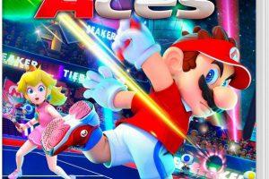 Bild von <b>OTTO</b> <br>Mario Tennis Aces Nintendo Switch</br>