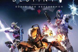 Bild von <b>OTTO</b> <br>XBOX 360 »Destiny – König der Besessenen (Legendäre Edition)«</br>