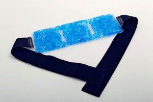 Bild von Gel-Perlen Rücken Kompresse, ideal für Rücken- oder Bauchanwendungen
