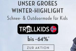 Produktbild von TROLLKIDS Schnee- & Outdoormode für Kids bis zu 64% Rabatt