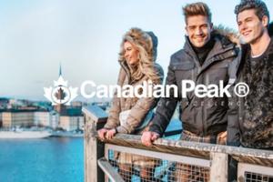 Bild von Canadian Peak Jacken Sale bis zu 68% Rabatt