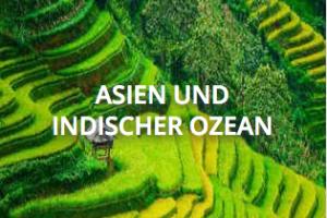 Bild von Urlaub in Asien und Indischschen Ozean bis zu 50% Rabatt