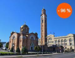 Bild von Hin- und Rückflug nach Banja Luka = 24 €