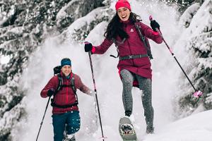 Bild von Sportkleidung für den Winter bis zu 60% Rabatt