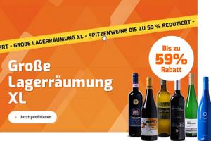 Bild von XL Lagerräumung + 6 Flaschen Paket nur 29,99 €
