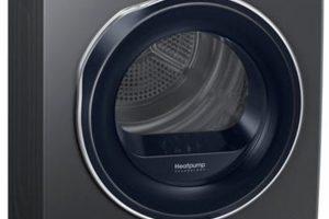 Bild von Samsung DV81M6210CX/EG Wärmepumpentrockner/ 8kg / 60 cm Höhe /Komfort 2-in-1-Filter [Energieklasse A+++]