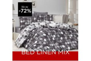 Bild von Bed Linin Mix bis zu 72% reduziert