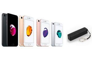 Produktbild von Apple iPhone 7 32 oder 128 GB in der Farbe nach Wahl, refurbished Grad:Premium inkl. Versand