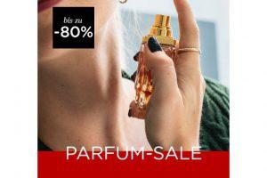 Bild von Parfum-Sale bis zu 80% Rabatt