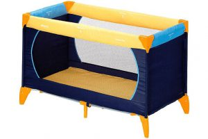 Bild von Hauck Dream'n Play Toybar Yellow/Blue/Navy