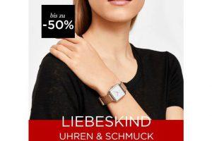 Bild von Liebeskind Uhren & Schmuck bis zu 50% reduziert