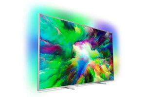 Bild von Philips 75PUS7803/12 189cm 75″ UHD 4K DVB-T2HD/C/S 2000 PPI Android Ambilight