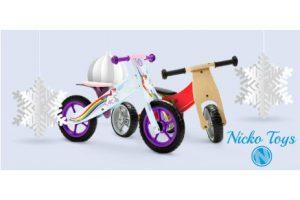 Bild von Laufräder von Nicko Toys -55% Rabatt