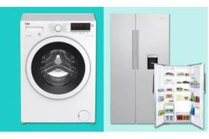 Produktbild von Bis zu -50% ggü. UVP auf Beko Kühlschränke, Waschmaschinen uvm.