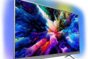 Bild von Philips 55PUS7503 139cm 55″ 4K UHD DVB-T2HD/C/S2 1700 PPI Ambilight Android TV