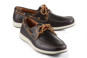 Bild von Walbusch Herren Boots-Schuh einfarbig Dunkelbraun