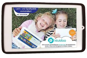 Bild von playZ Kids 7 Zoll Tablet mit IPS-Display