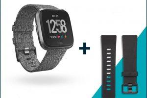 Bild von Preisfehler? fitbit Smartwatch »Versa, Special Edition«