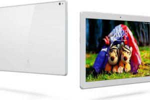 Bild von Lenovo Tab P10 TB-X705L LTE 64GB, 4GB RAM, weiß (ZA450138SE/ZA440071PL)