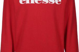 Bild von Ellesse Small Logo Succiso Herren Sweater rot