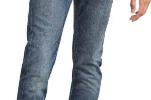 Bild von Levi's® 510 Skinny Fit Herren Jeans blau