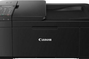 Bild von Canon PIXMA TR4550/TR4551 Multifunktionsdrucker, (WLAN (Wi-Fi)