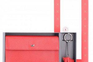 Bild von Braun Büffel Geldbörse Geschenkbox Leder 2tlg.