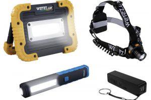 Bild von Wetelux COB LED Mega-Set