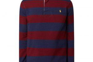 Bild von Polo Ralph Lauren Rugby-Shirt mit Blockstreifen