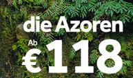 Bild von Ein SPA unter freien Himmel – AZOREN Urlaub ab 118€