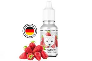 Produktbild von Neue Sorten CBD E-Liquids