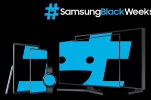 Produktbild von Samsung Black Weeks bis zu 60% Rabatt