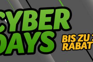 Bild von Cyber Days bei Acer: Spare jetzt bis zu 20% auf ausgewählte Notebooks, PCs und mehr …
