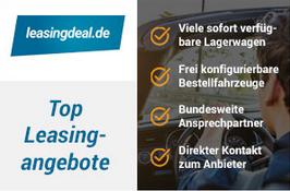 Bild von TOP Leasingangebot: viele sofort verfügbare Lagerwagen + direkter Kontakt zum Anbieter + Frei konfigurierbare Bestellfahrzeuge = ab 82€