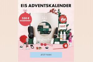 Bild von Schnell sein lohnt sich: Eis.de Adventskalender für 79,99€ statt 550€