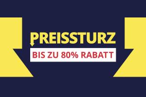 Bild von Radikaler Preissturz! Bis zu 80% Rabatt auf Top-Marken!
