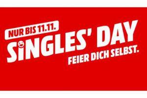 Bild von MediaMarkt feiert den SinglesDay! Bis zu 70% Rabatt auf Topprodukte! *NUR HEUTE*