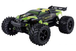 Bild von Overmax ferngesteuerter RC Monstertruck X-Monster 3.0 in Camo/Schwarz inkl. 2 Akkus